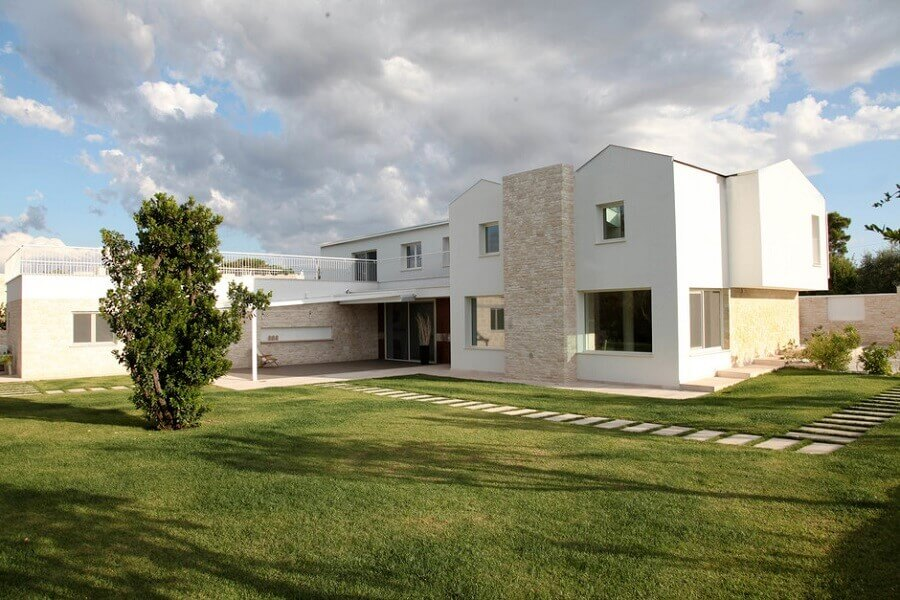 modelo de casa em l Foto Studio M12