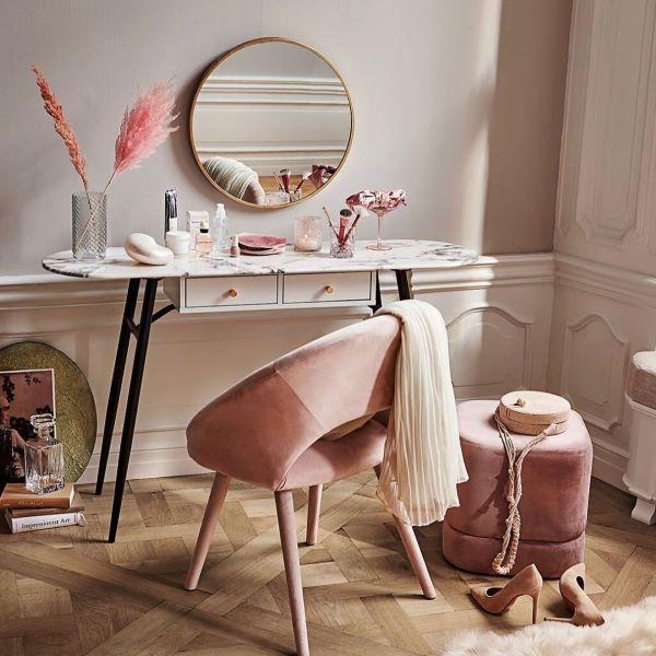Penteadeira barata para usar no quarto