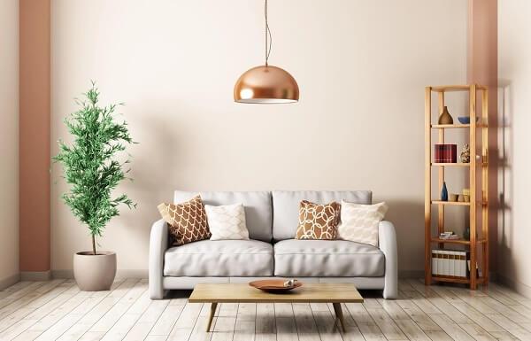 O piso laminado é uma solução barata de revestimento