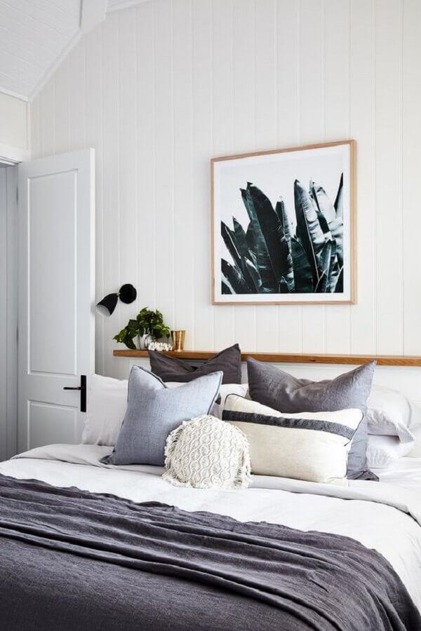 quadros decorativos para quarto de casal Foto Homedit