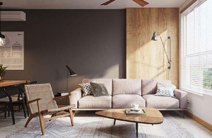 sofá moderno Foto Homeit