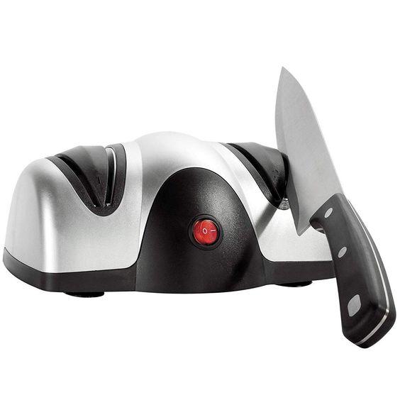 tipos de facas - amolador elétrico de faca