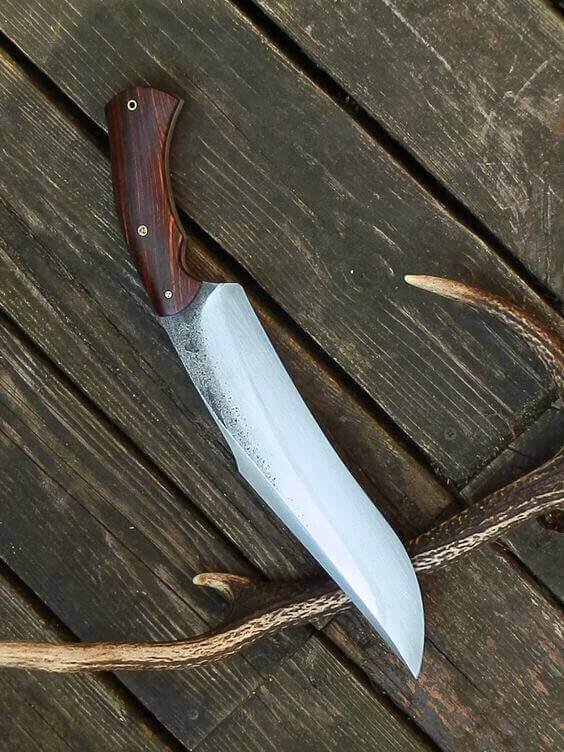 tipos de facas - faca de talhar