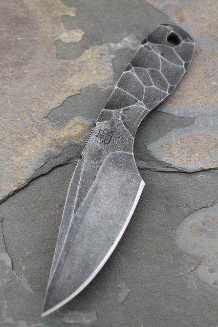 tipos de facas - faca sem cabo