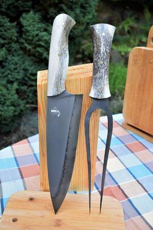 tipos de facas - facas de churrasco
