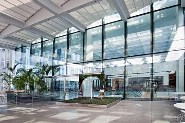 Tipos de vidro insulado para casa