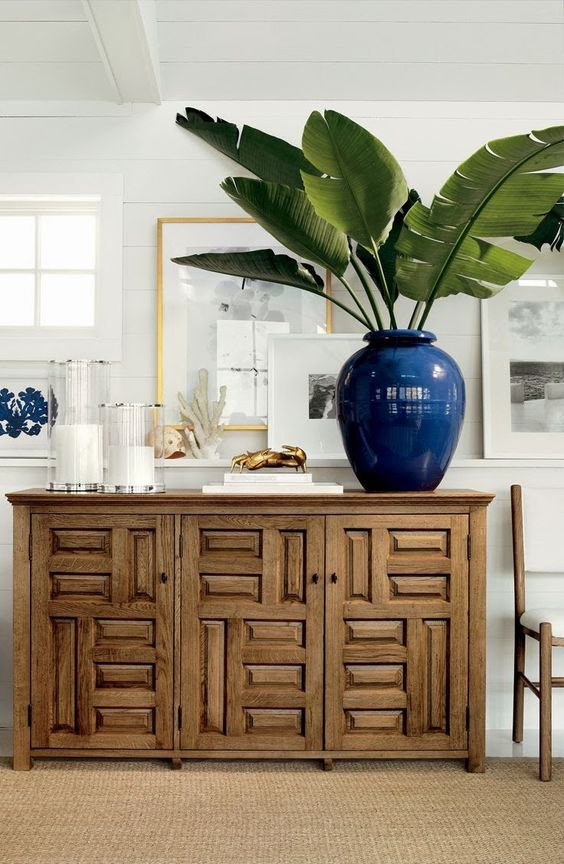 Vaso classic blue
