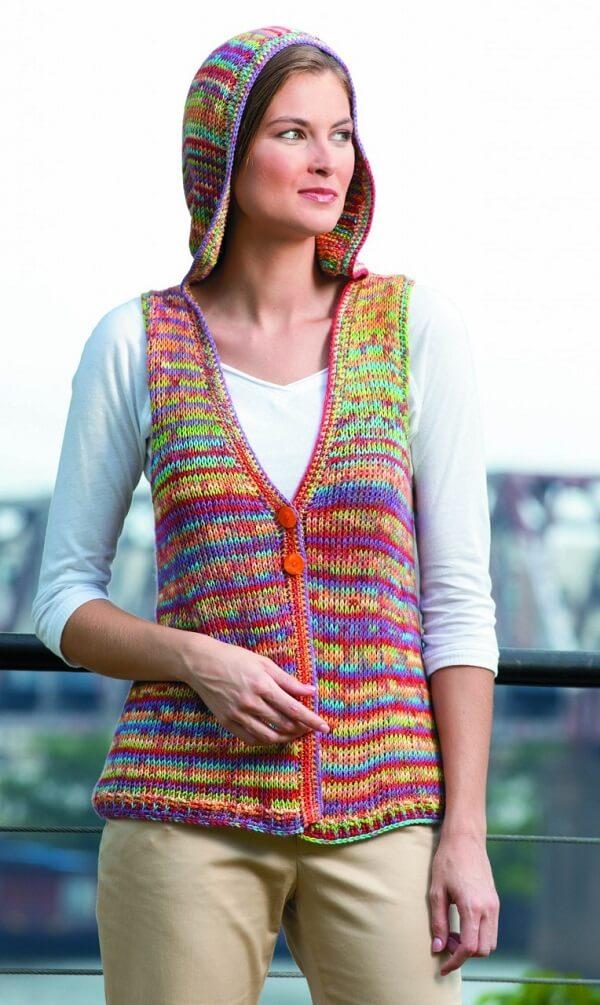 Crie peças lindas com a técnica de crochê tunisiano