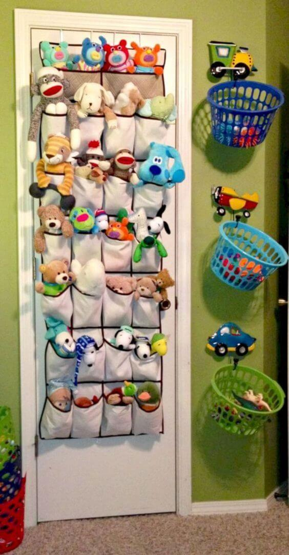 porta para brinquedoteca
