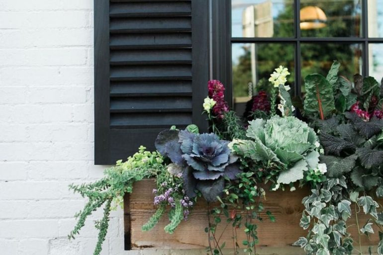 Decore seu imóvel com floreira. Fonte: Pro Handmade