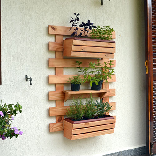 Floreiras para jardim