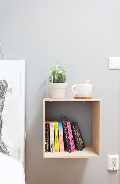 Nicho para quarto moderno