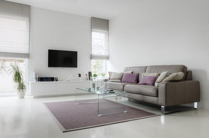 A resina epóxi é uma alternativa de piso sobre piso e pode modificar completamente o seu ambiente