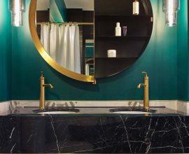 Modelo de espelho para banheiro