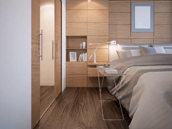 Escolha o piso cerâmico para quarto que mais se harmoniza com a sua decoração