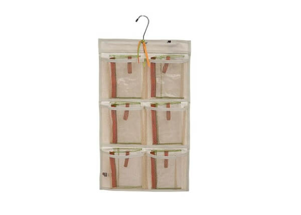 Modelo de colmeia organizadora de gavetas de biquíni
