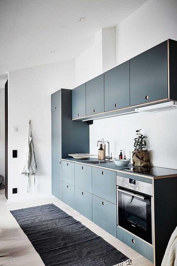 armários de cozinha pequena Foto Cute & Pasta
