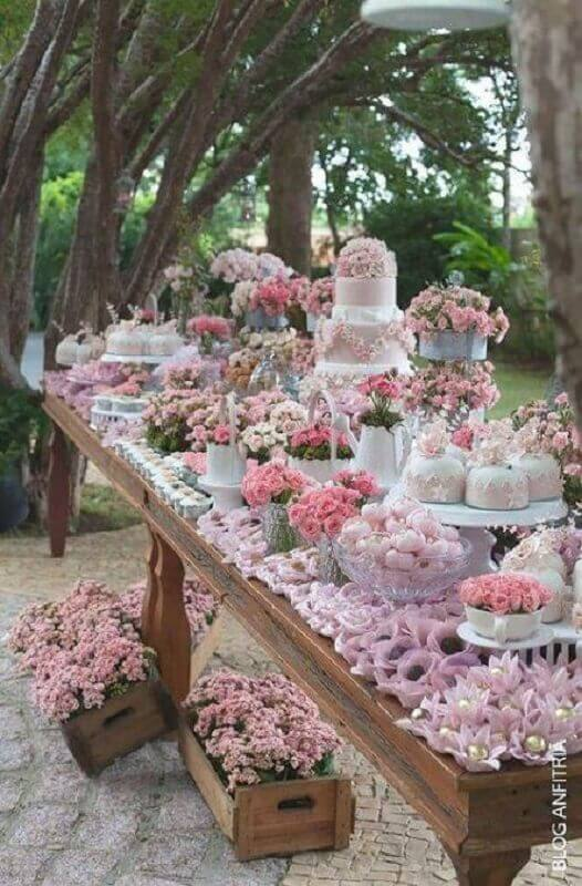 combination of colors for wedding in pastel tones Foto Rock My Wedding