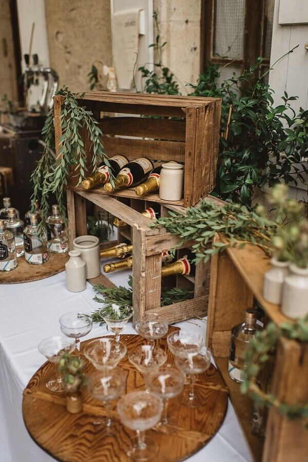 rustic wedding decoration colors Foto Rock my Wedding