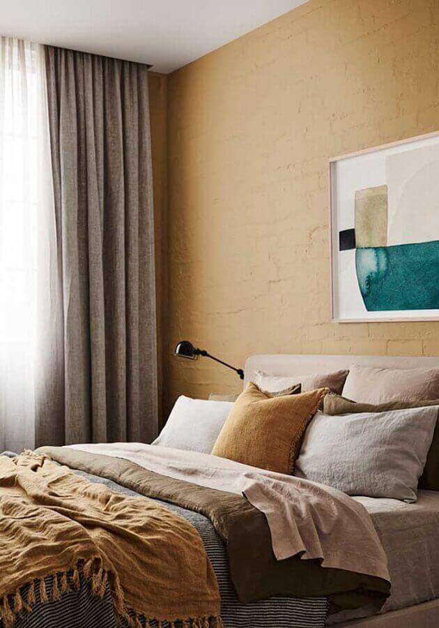 decoração para quarto amarelo Foto Home Decor Ideas
