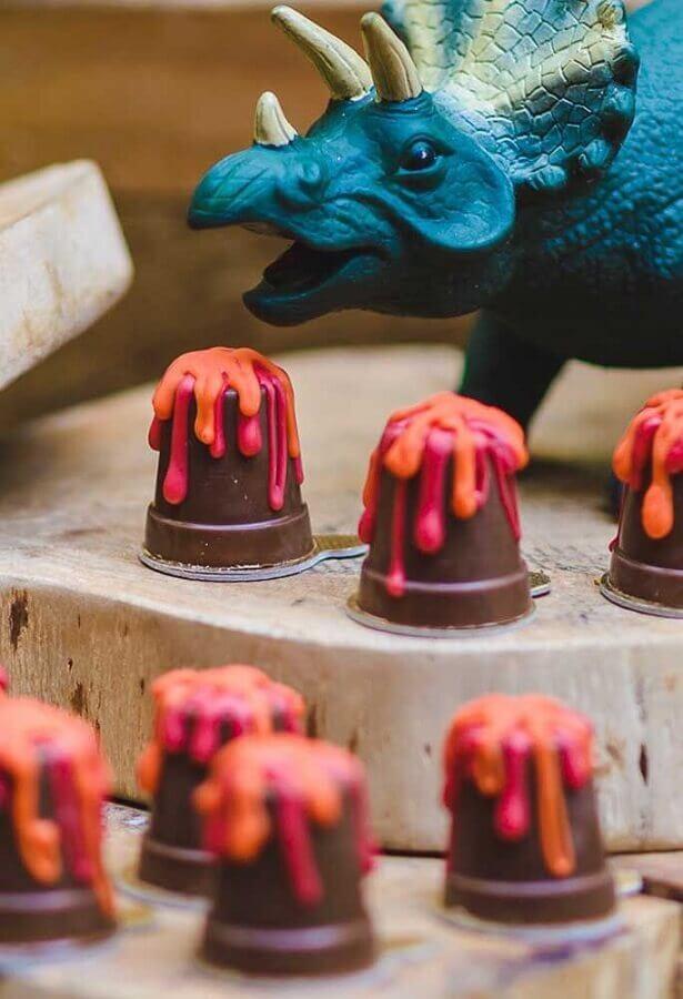 idea of decorated sweets for dinosaur birthday party Foto Golosinas de La Costa