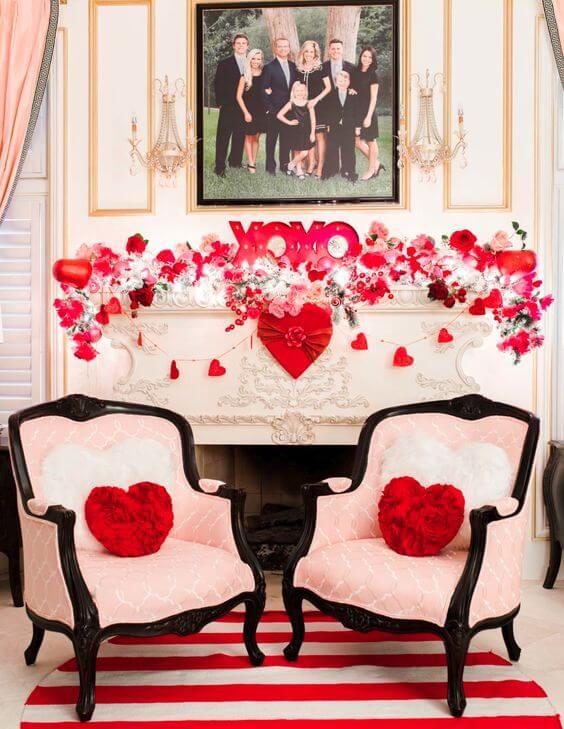 Ideias para dia dos namorados com casa decorada