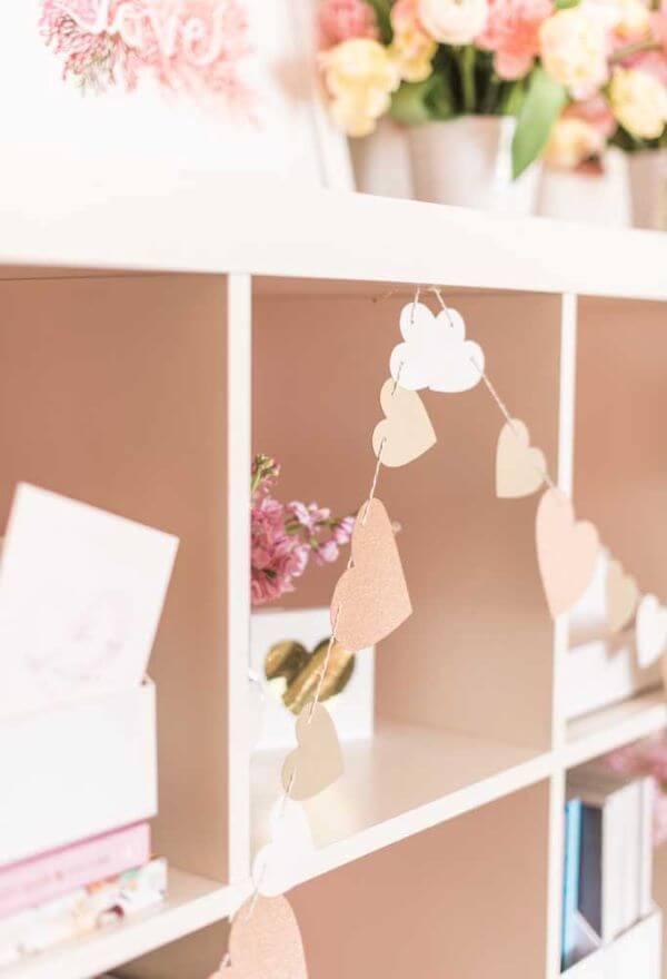 Ideias para dia dos namorados para decorar casa