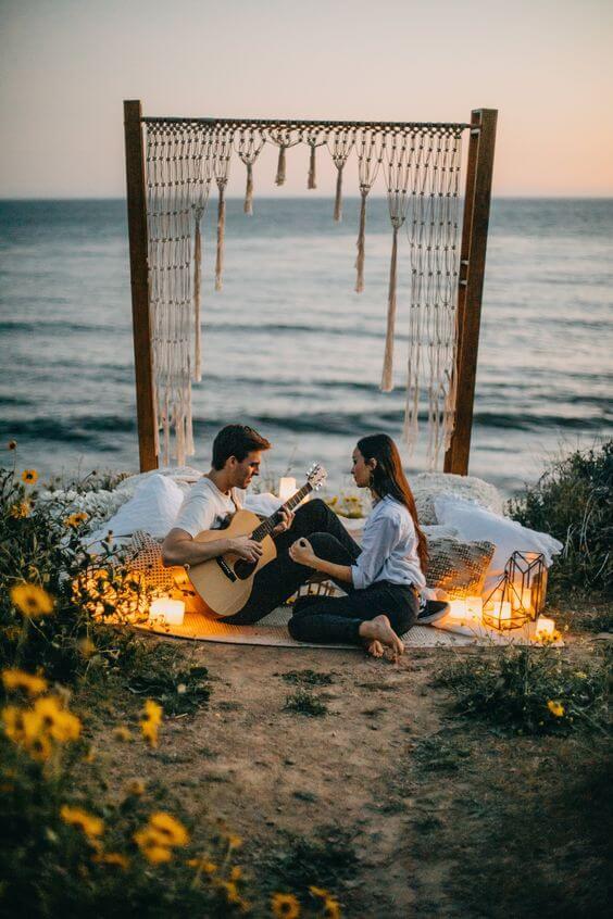 Viajar está entre as ideias para dia dos namorados mais românticas