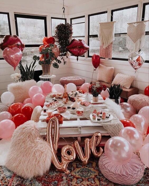 Aproveite as ideias para dia dos namorados e decore sua casa