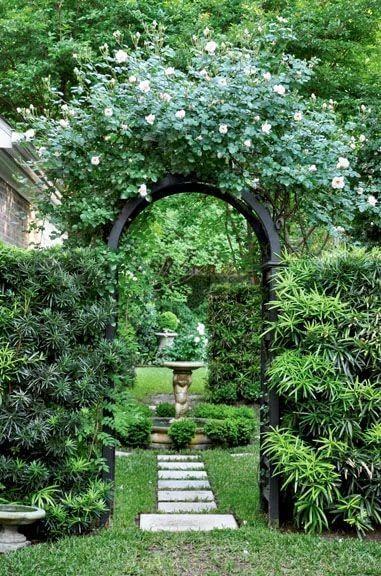 Quanto mais plantas você tiver no seu jardim, melhor