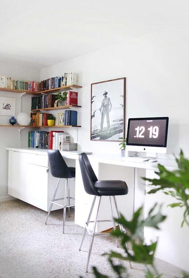 modelo de cadeira home office Foto HomeYdeas