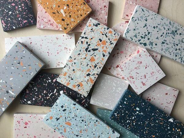 Granilite colorido para decorar sua casa