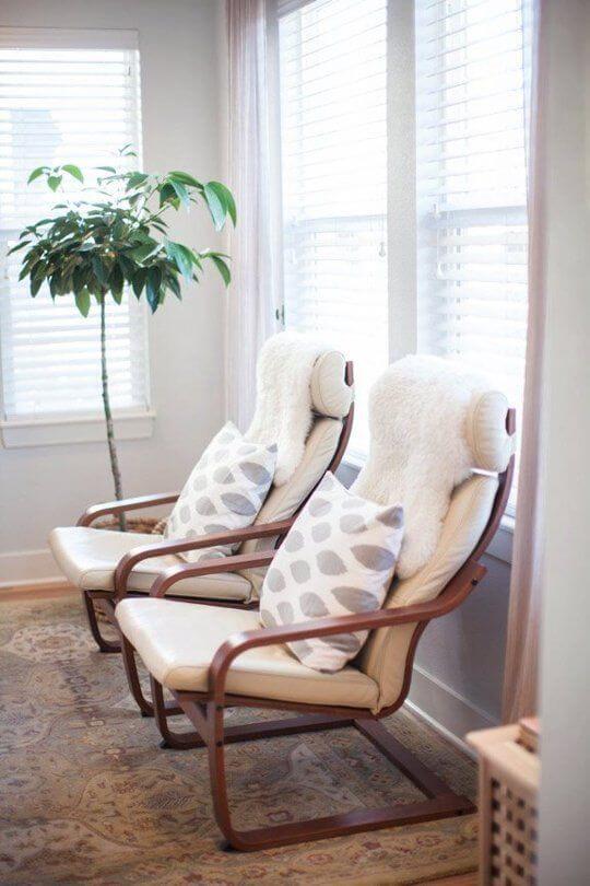 Poltronas para sala de estar
