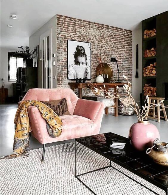 Veja tudo sobre poltronas para usar em cada cômodo da sua casa com estilo