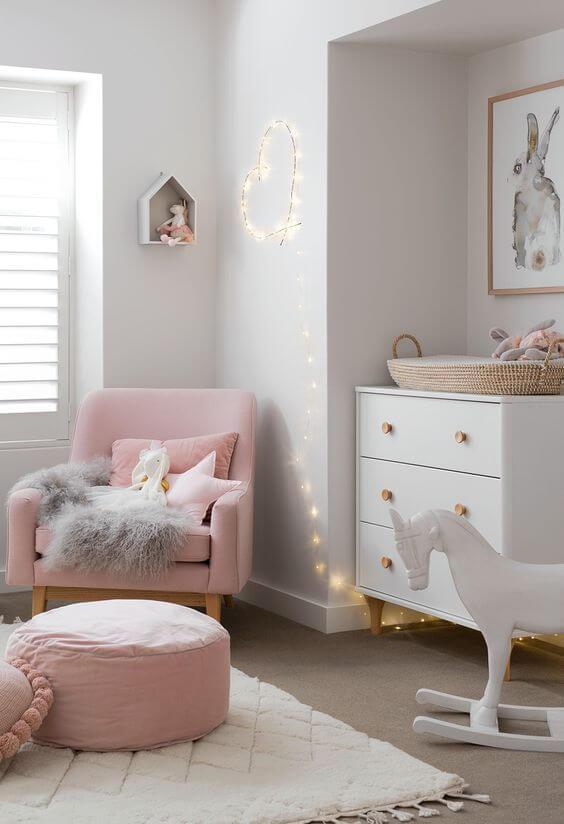 Poltronas para quarto infantil