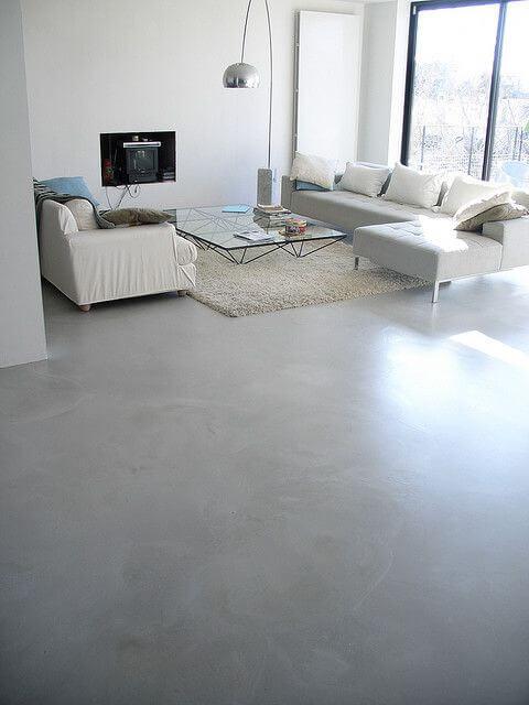 Escolha o melhor porcelanato para sua sala de estar
