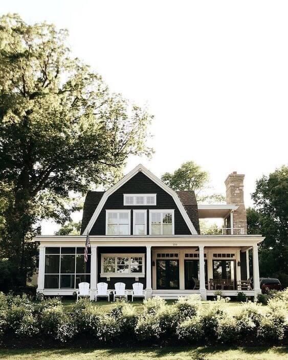 Quanto custa construir uma casa linda no campo para veraneio