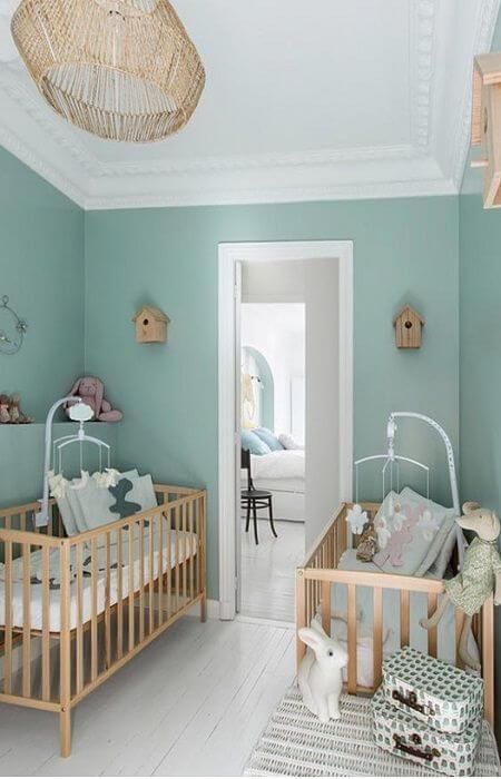 Quarto para bebês neutro