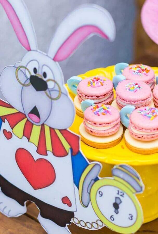 Alice in Wonderland children's party with fun decoration Photo Latest Decoration