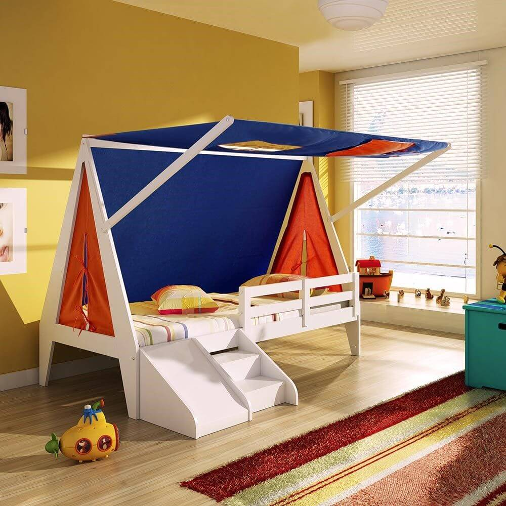 Cama infantil cabana linda