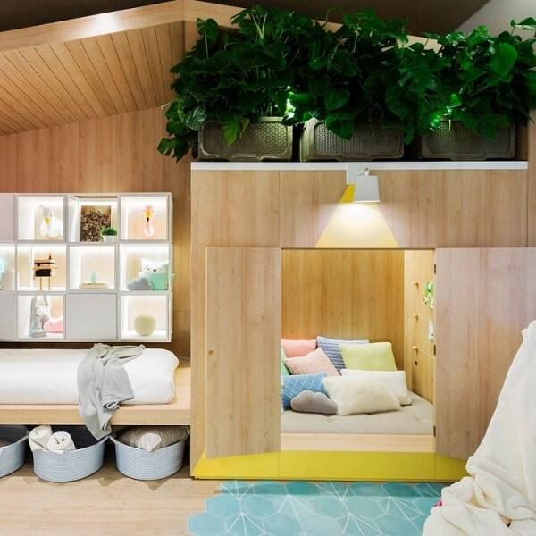Decoração e sustentabilidade unidas na decoração