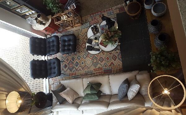 Detalhes que fazem toda a diferença na decoração da sala de estar