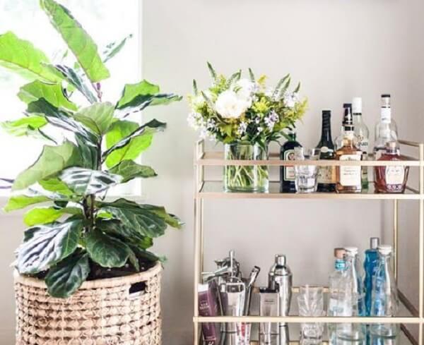 Detalhes que fazem toda a diferença na decoração do seu home bar