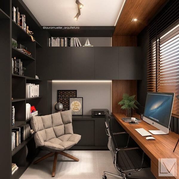 Móveis para escritório cadeira super confortável