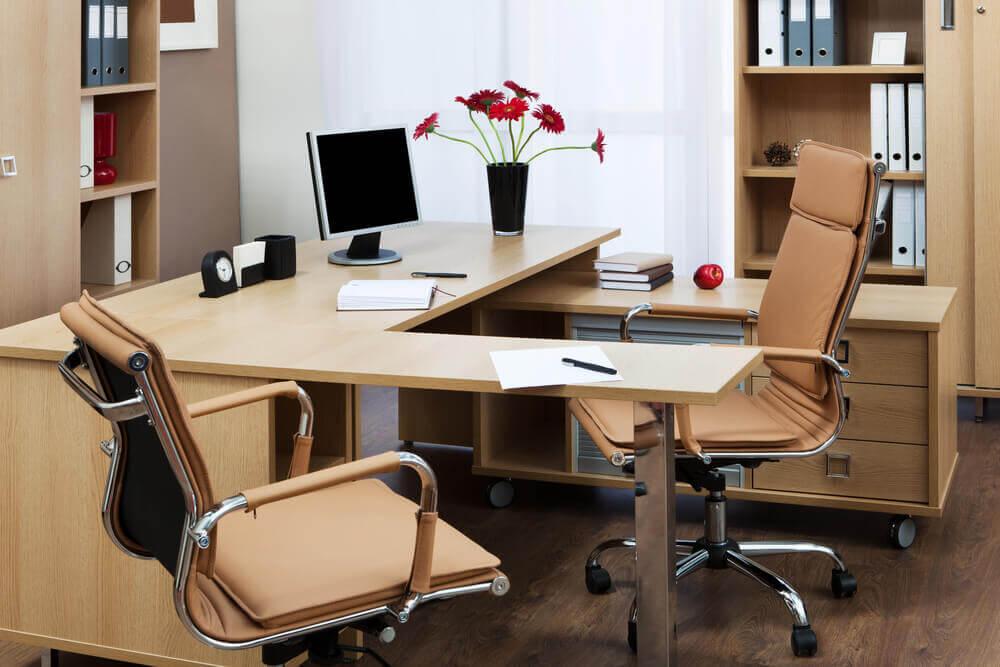 Móveis para escritório cadeiras confortáveis