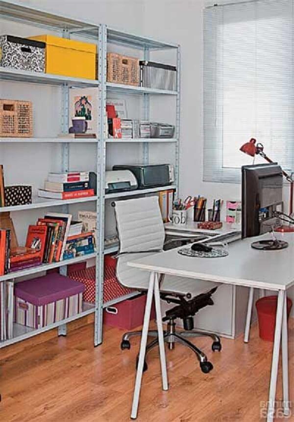Móveis para escritório estante