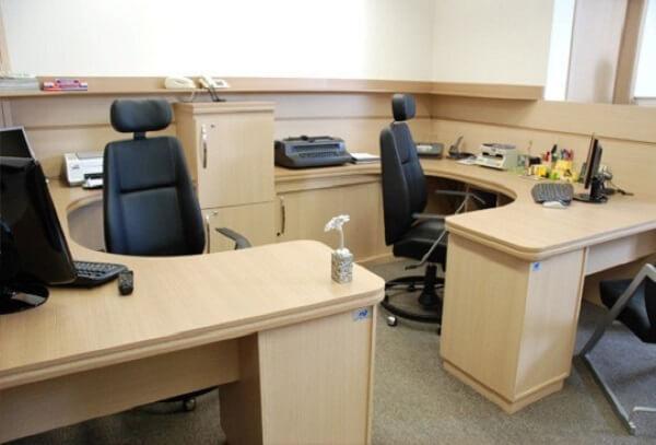 Móveis para escritório móveis planejados