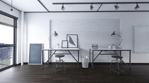 Móveis para escritório mesa de aço