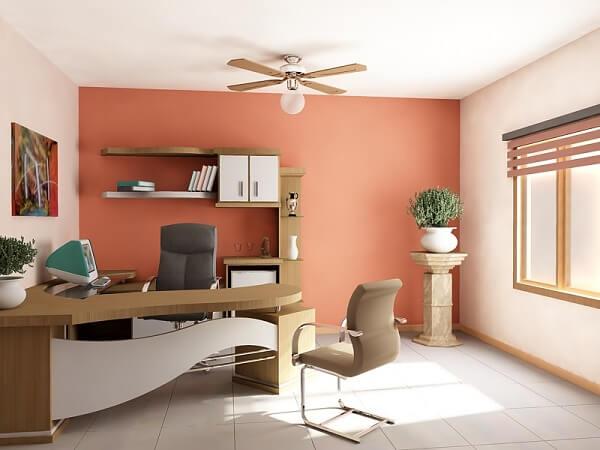 Móveis para escritório mesa em L