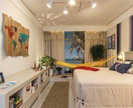 No mercado existem várias opções de mobílias para usar no quarto